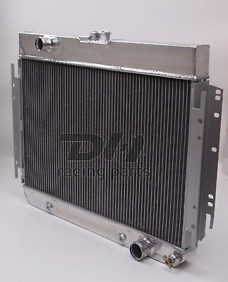FOR 3Row Radiator Chevy 1963-1968 Bel-Air//Impala//Biscayne//Caprice//Chevelle 1967