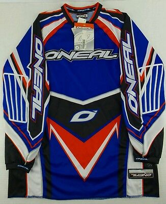 ONeal Hardwear Jersey Surge Mens Blue//Red, L