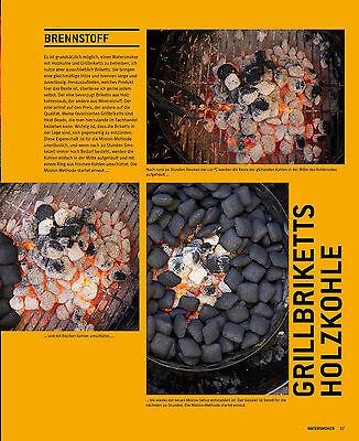 Das große Water-Smoker Buch Rezepte Grillen Fleisch Fisch Räuchern Technik BBQ