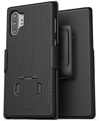 Samsung Galaxy Note 10 Plus Belt Case w Kickstand Cover Holster Clip 2