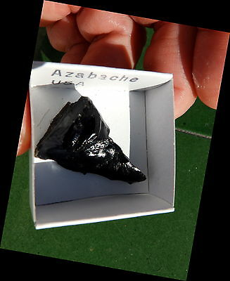 "Minerales ""  Extraordinario Mineral De Azabache De Dakota Del Sur(Usa) -  1C15 "" 2"