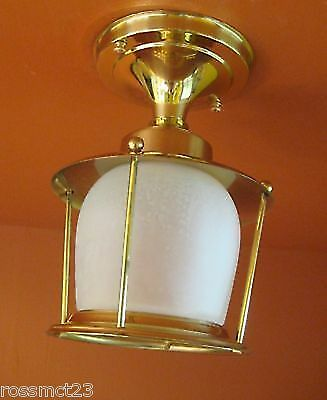 Vintage 1950s Eames Mid Century Never Used porch foyer light   More Available 4