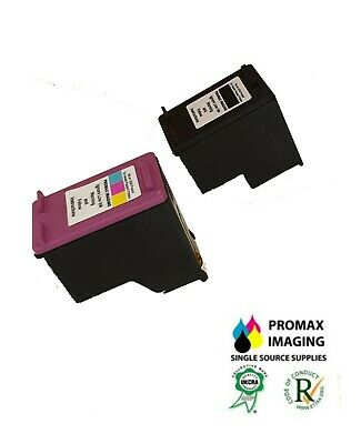 Remanufactured HP 301 Black and HP 301 Tri-Colour Ink Cartridge 2