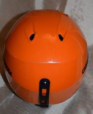 8375850cd ... Carrera CJ 1 Ski Helmet Junior size XXXS/XXS 49-52cm Orange no91 7