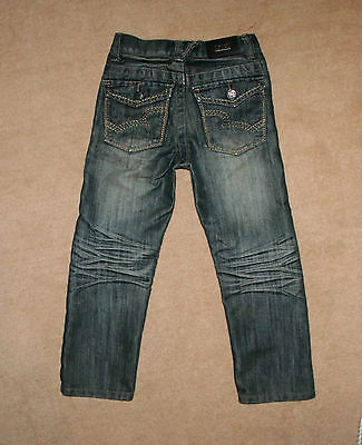 Designer REBEL Chic Jeans Sz 6 y / 5-6 yrs 2