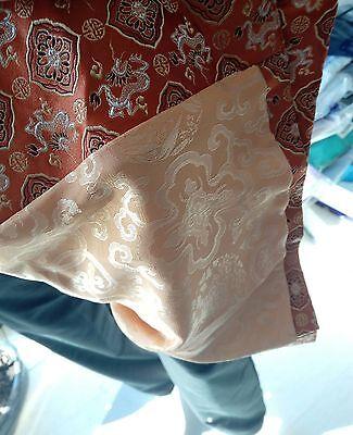 Abito Etnico In 100% Seta Ethnic Dress Silk 100% Made In Nepal 3