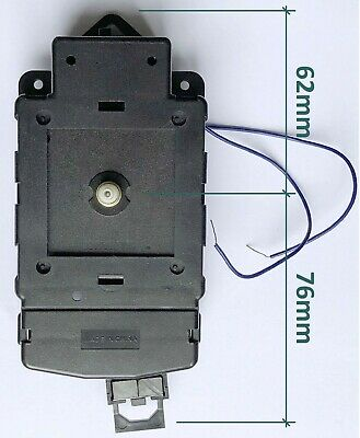 Quartz movement chiming clock kit set or parts, Young Town 12888, shaft 14mm, UK 10
