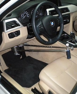 QuicStick Portable Hand Controls Disabled Driving Lightweight Handicap Mobility