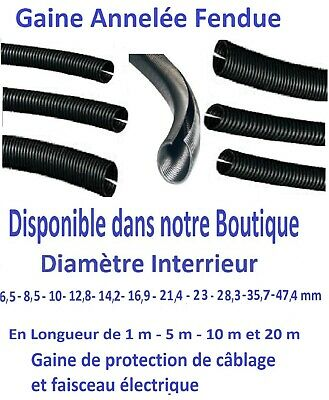 Raccord pour câble type manchon à sertir 10 - 16 - 25 mm² lot de 1-2-5-10 pièces 9