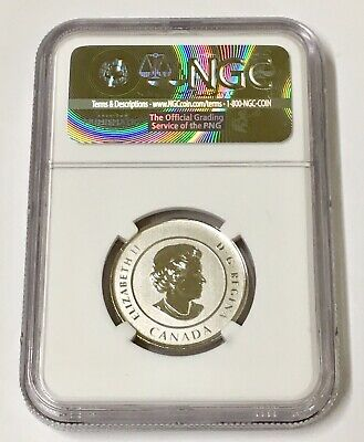 2016 Canada S$20 Tyrannosaurus Rex Early Releases NGC SP 70 2