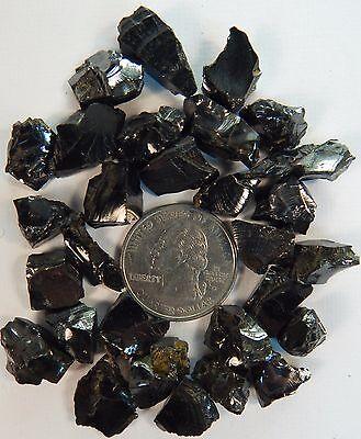 SILVER SHUNGITE ELITE Noble Stones Small 1/2