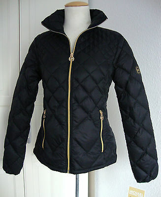 uk availability 1865e 432d2 MICHAEL KORS DAUNENJACKE Damen Ultra Lightweight Packable Down Gr.L  NEU+ETIKETT