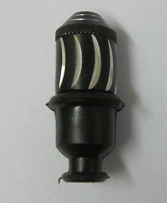 4 PACK One Hitter Tobacco Sneak a Toke (SAT) Metal Bullet Pipe-Diamond Cut 5
