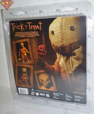 """SAM Trick 'r Treat Movie 8"""" inch Scale 5"""" inch Clothed Action Figure Neca 2019 8"""