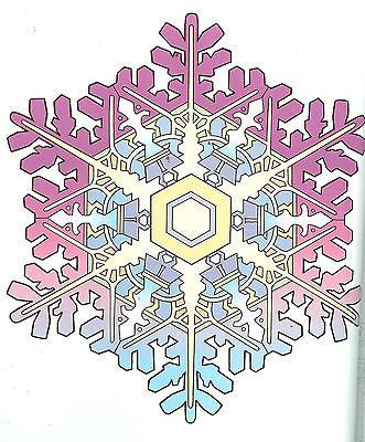 2 Of 4 Snowflake Designs