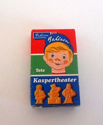 Sortiment Pappschachteln für Kaufmannsladen Bahlsenkeks Zoo Kasper Kaspertheater 2