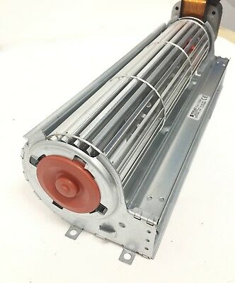 Ventilatore Tangenziale 270 mm per stufa a pellet Qlima Fiorina alte temperature 3
