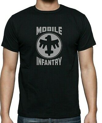 Mens and Womens STARSHIP TROOPERS : MOBILE INFANTRY T-Shirt up to 5xl 2