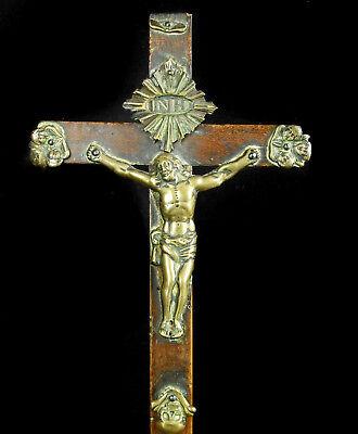 Crucifijo Antiguo Siglo XVIII o antes de Crucifijo Crucifijo 3
