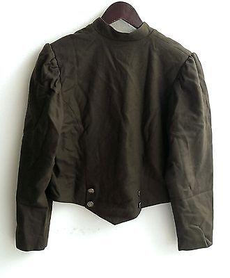 Damen Trachten Janker Jacke grün Gr. 42 v. Original Alpen Trachten 2