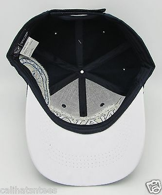 6b71ee12383 ... United States US NAVY Cap Hat Military War USA Seal Logo Licensed Navy  Blue NWT 5