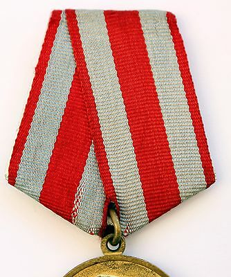 Original Soviet Russian USSR Medals 30 Years of the Soviet Army and Navy + DOC 7