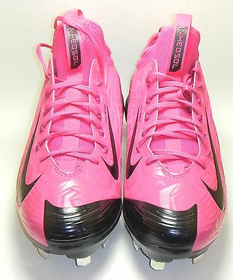 finest selection 313f1 0b818 ... Mothers Day Pink Nike Lunar Vapor Mike Trout Metal Baseball Cleats BCA  12 PE 3