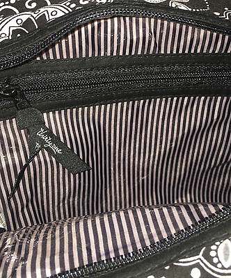 28865d4214 ... Thirty One Cosmetic Make Up bag Tote Handle Women toiletries Travel Bag  3