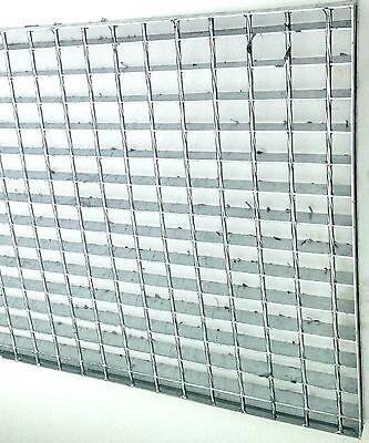 gitterrost podest treppen gitter rost 600x1000mm tragst be 30x2mm eur 37 20 picclick de. Black Bedroom Furniture Sets. Home Design Ideas