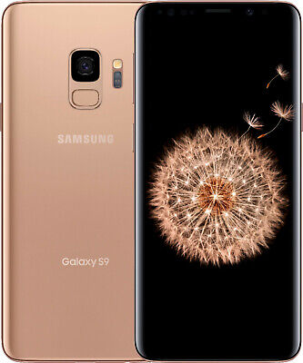 Samsung Galaxy S9 - 64GB 128GB 256GB - Unlocked OR Locked, GOLD, BLUE BLACK GREY 4