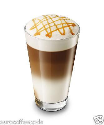Tassimo Jacobs Latte Caramel Macchiato Coffee 5 Pack 80 T-Disc 40 Servings 2