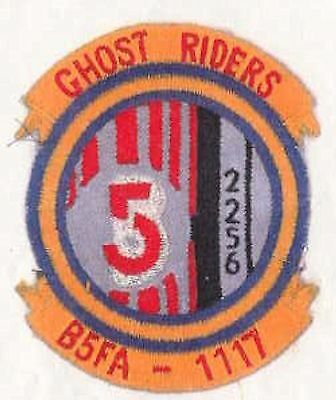 Babylon 5 Ghost Riders Squadron Patch