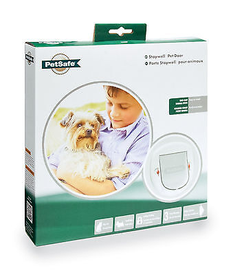 Staywell PetSafe 280EF Slim Line To Fit Glass Patio Door Big Cat Flap 2