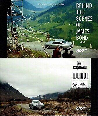 James Bond 2020 Mint Presentation Pack 583 Stamps Sheet Prestige & Retail Books 7