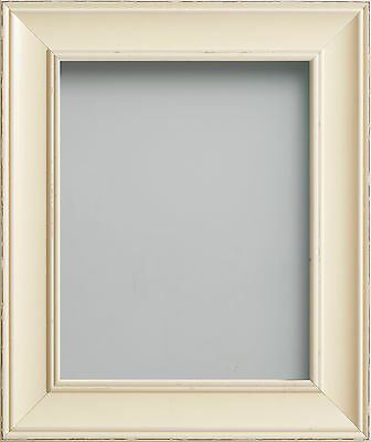 FRAME COMPANY BROOKE Range Large Rustic White Grey Cream Picture ...