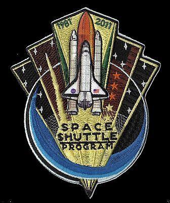Space Shuttle Program 1981-2011  NASA brass Medal