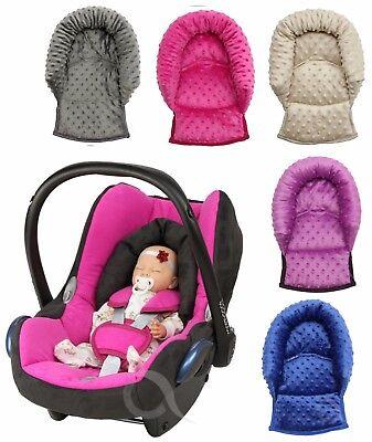 Head support cushion baby newborn support pillow /NEW child car seat head hugger 2