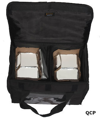 Food Delivery Bag- Hot Or Cold Food- Fully Insulated- Large 3