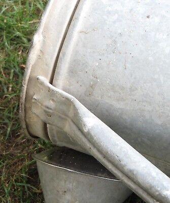 Gießkanne Giesskanne Gärtnerkanne (Blech verzinkt ; ca. 9-10 Liter) Watering Can 12