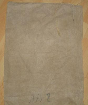 Leinensack korn leinen sack alt Getreidesack dat.1933 antik top nostalgie deko 4