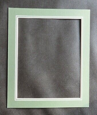 """V Groove Picture Mounts 12"""" x 10"""" ideal for photos size 10"""" x 8"""" Various Colours 4"""