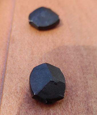 "(10) 2.5"" - Rosehead Nails  - Decorative Antique wrought square head - 8d 2"