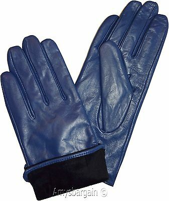 Leather gloves. Size S, M, L, XL. Woman's Leather  winter Gloves. Dress Gloves. 6