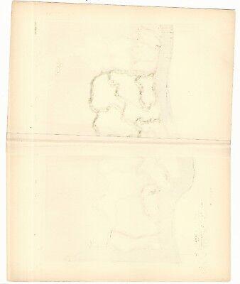 Portugal: 1895; Original map of Encyclopedia Britannica, ninth edition. MD*05