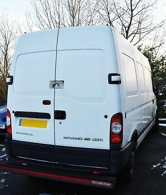 Van Rear Door Lock for Citroen Dispatch Nemo Berlingo Relay Heavy Duty 3
