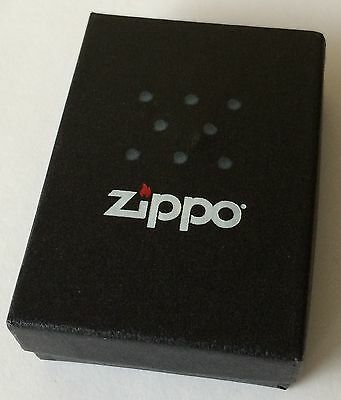 Zippo Windproof Brushed Chrome Pipe Lighter, # 200 Pipe, New In Box
