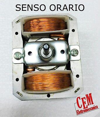 Motore ventola completo per cappa 135 Watt a 3 velocità per Faber Elica Franke 3