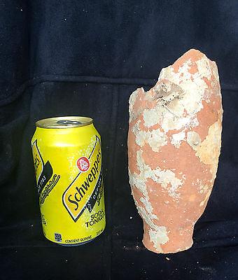 Rare Genuine Ancient Roman ceramic  Gallo-Roman archeology pot