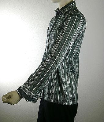 Herrenoberhemd VEB Plauer Spitze 70er TRUE VINTAGE GDR Oberhemd 70s dress shirt 3