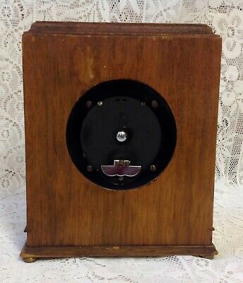 Antique Clock By Morath Bros. Liverpool, Elliot Clock. Made In England. Working 6
